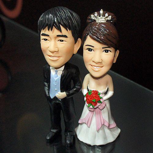 指定版 婚禮公仔