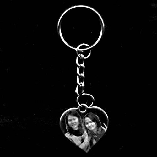 金屬鑰匙圈 吊飾 雕刻