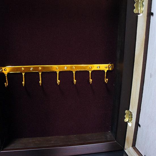 拼圖鑰匙盒