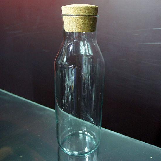 玻璃瓶雕刻