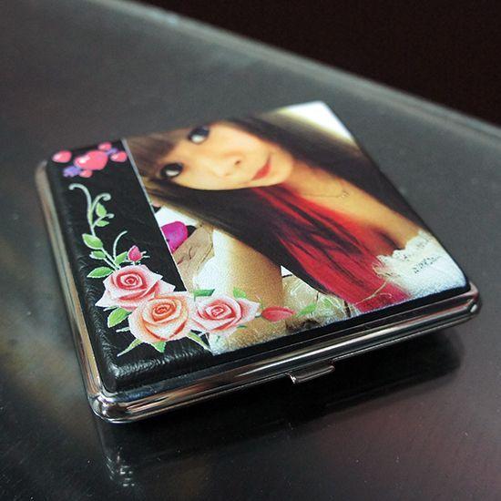 金屬打火機、菸盒 彩印