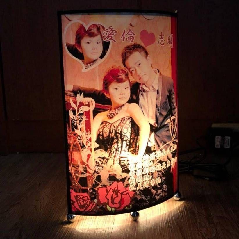 油布小夜燈