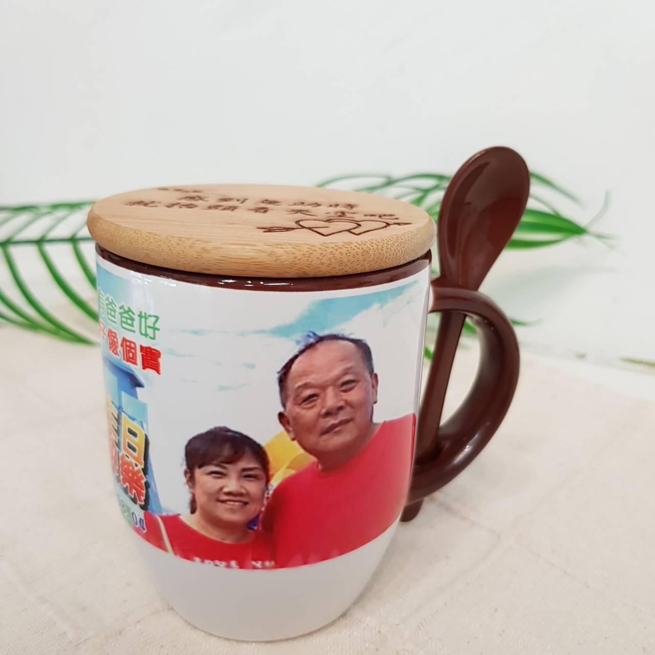 杯蓋馬克杯